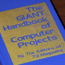 1979 Microcomputer Projects Altair 8800 Scelbi 8080 KIM-1 Intel 8008 COSMAC Elf