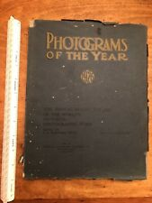 Photograms of the Year 1927