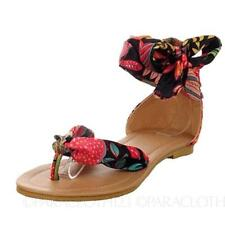 Zip Synthetic Casual Floral Shoes for Women