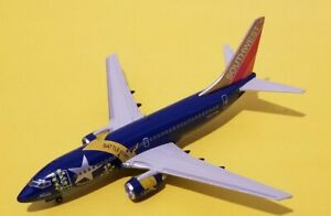 Gemini Jets 1:400 Southwest Airlines 737-700 Nevada One N727SW