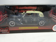 1:18 Signature Charlestown Coleccionables 1937 Lincoln Touring Cabrio Lmtd
