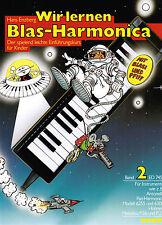 Melodica notes école: nous apprendre Blas-Harmonica 2
