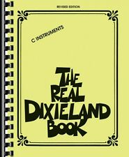 The Real Dixieland Book Sheet Music C Instruments Real Book Fake Book  000240355
