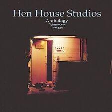 NEW Hen House Studios Anthology Volume One 1999-2001 (Audio CD)