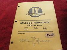 Massey Ferguson 303 333 404 406 444 1001 Tractor I&T Shop Manual