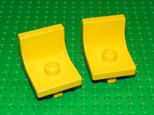 LEGO - Duplo Furniture Chair with 1 Stud - (X2) - Yellow