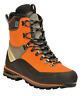 Scafell Lite Orange Chainsaw Boots