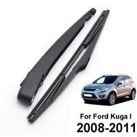 XUKEY Windshield Windscreen Wiper Blade Arm Rear Window Set For Ford Kuga MK1