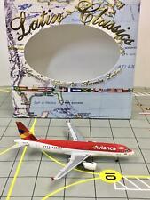 AeroClassics 1:400 Avianca Colombia Airbus A320 HK-4659
