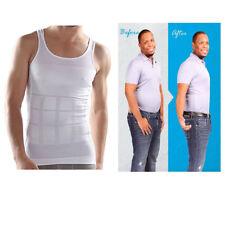 HERREN SLIMMING WESTE Body Shaper Slim Brust Bauch Taille Kompressionshemd S-XXL