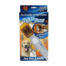 As Seen on TV Pedi-Paws Pet Nail Trimmer