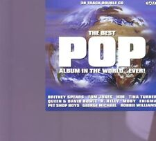 Best Pop Album in the World..ever! (2000) Queen & David Bowie, Tom Jone.. [2 CD]