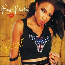 Brooke Valentine Girlfight 2 Track Cd Single Free P&P