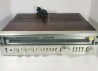 Vintage ONKYO TX-3000 Tuner Amplifier Servo Locked HiFi Working