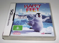Happy Feet Nintendo DS 2DS 3DS Game *Complete*