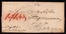 $German Stampless Cover, Stempel-Taxe (free Frank) (1840) 2 Gute Grosch.