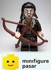 lor099 Lego The Hobbit 79016 - Bard the Bowman Minifigure with Bow - New