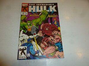 THE INCREDIBLE HULK Comic - Vol 1 - No 404 - Date 04/1993 - Marvel Comic's