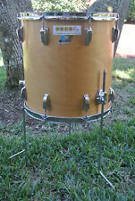 """70's/80's Ludwig 16"""" NATURAL or THERMOGLASS FLOOR TOM for YOUR BONHAM SET! #A902"""