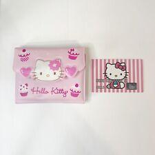 Sanrio Vinyl Hello Kitty Trifold Wallet