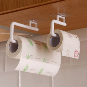 Hanging Towel Hanger Rack Holder Shelf Storage Holders Roll Paper Holder