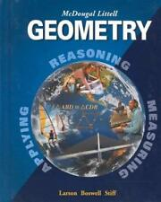 Mcdougal Littell Geometry  - by Larson