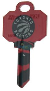 NBA TORONTO RAPTORS House Key Blank SCHLAGE SC