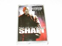Music from Shaft Movie Parental Advisory Explicit content Cassette tape RARE