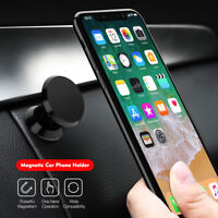360° Magnetic Car Phone Holder Mount Stand For iPhone X 8 7 Samsung S9 S8 Plus