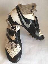 Nike CJ81 Elite TD Men's Football Cleats 596631-100 Calvin Johnson Size 10.5