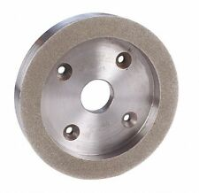 """Made in USA 6"""" Diam x 1-1/4"""" Hole x 1"""" Thick, 100 Grit Tool & Cutter Grinding..."""