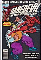 DAREDEVIL#171 VF 1981 FRANK MILLER MARVEL BRONZE AGE COMICS
