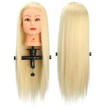 29'' Hair Salon Hairdressing Training Practice Model Mannequin Doll Head With Cl