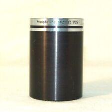 Meopta MEOSTIGMAT 1/35mm. projector Lens,rare