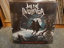 Metal Inquisitor – Doomsday for the Heretic (álbum) (Limited Edition)
