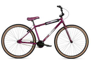 "New Haro Slo-Ride Cruiser SE Racing BMX 29"" Wheelie bike master sport"