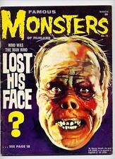 Famous Monsters of Filmland #16, 1962, Warren Publ