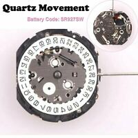 New YM62A Replaces 7T62A Quartz Movement Date At 3' Watch Repair Parts Accessory