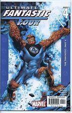 Ultimate Fantastic Four 2004 series # 4 near mint comic book