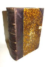 Dinklage: Glück ins Haus / Amtmann´s Töchter (Kolportage) Familienbuch um 1850