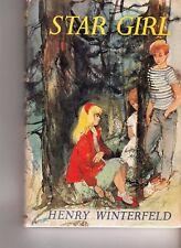 STAR GIRL Henry Winterfeld  first British edition 1963 h/c d/j vgc