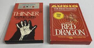 "Paul Sorvino Reads ""Thinner"" Stephen King Writing As R. Bachman & ""Red Dragon"""