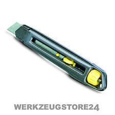 Stanley Cutter InterLock™ 9 mm - Cuttermesser, Universalmesser, Teppichmesser
