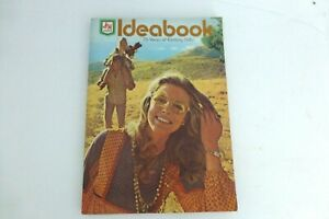 Vintage 1971 S & H Green Stamps Ideabook Catalog 75th Anniversary