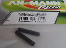 New Input Shaft 5*28mm Spare Part For Ansmann Rock Ruler Crawler 1/10 125000748