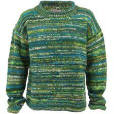Jerséis y cárdigan de hombre verde color principal verde 100% lana