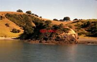 PHOTO  NEW ZEALAND BAY OF ISLANDS COASTAL VIEW V2