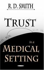 Trust in a Medical Setting-ExLibrary