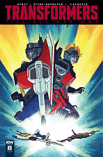 TRANSFORMERS Till All Are One #8 Nelson Daniel VARIANT Cover 1:10