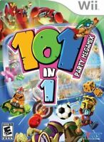 101-in-1 Party Megamix - Original Nintendo Wii game